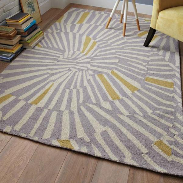 West Elm Kasbah Rug 5x8: 25 Modern Rug Finds To Enhance Your Space