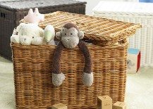 Wicker Baskets: Chic Storage Solutions For Home
