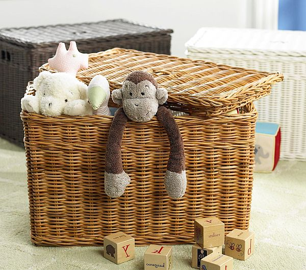 View in gallery & Wicker Baskets: Chic Storage Solutions For Home