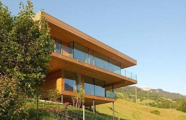 Wohnhaus Am Walensee Swiss House 3