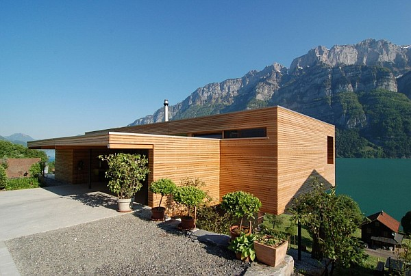 Wohnhaus Am Walensee Swiss House