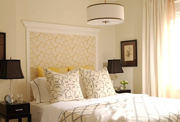 25 gorgeous diy headboard projects