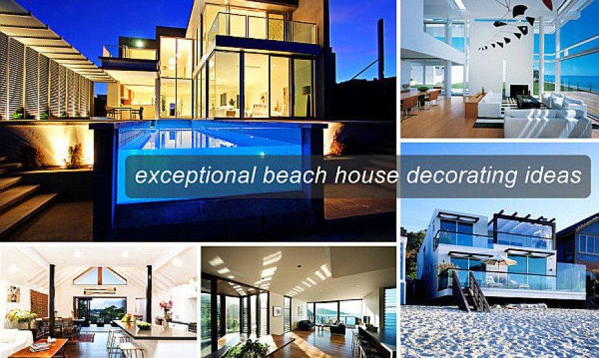 Coastal Living: Beach House Decorating Ideas
