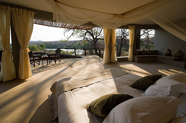Elegant View In Gallery. Decorating With A Safari ...