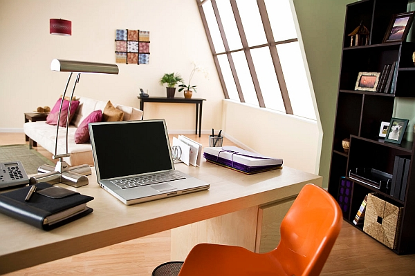 Terrific 20 Home Office Decorating Ideas For A Cozy Workplace Largest Home Design Picture Inspirations Pitcheantrous