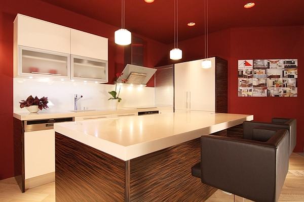 contemporary kitchen lighting