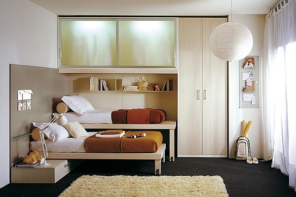 cozy Shared Bedroom Styles Ideas