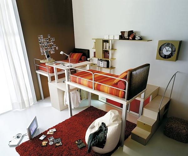 fancy Shared Bedroom Styles Ideas