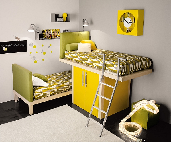 functional Shared Bedroom Styles Ideas