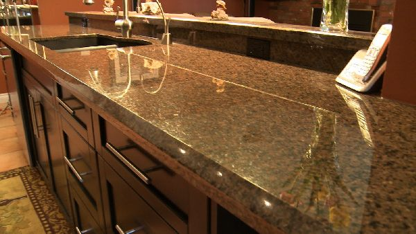 granite countertops caring