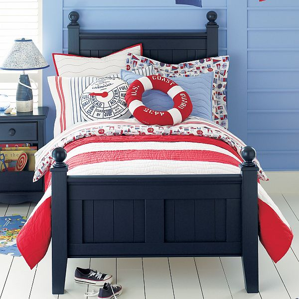 Nautical Decorating Ideas: Decorating With A Nautical Theme