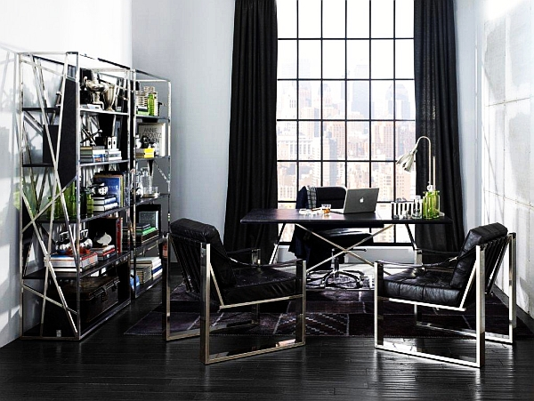 metal furniture home office