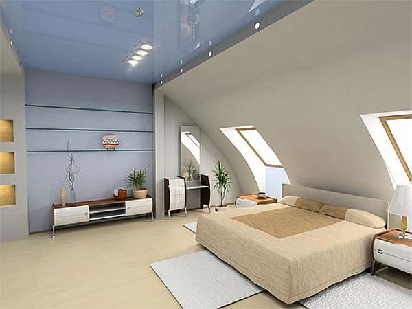 32 Attic Bedroom Design Ideas – Attic Bedrooms Ideas