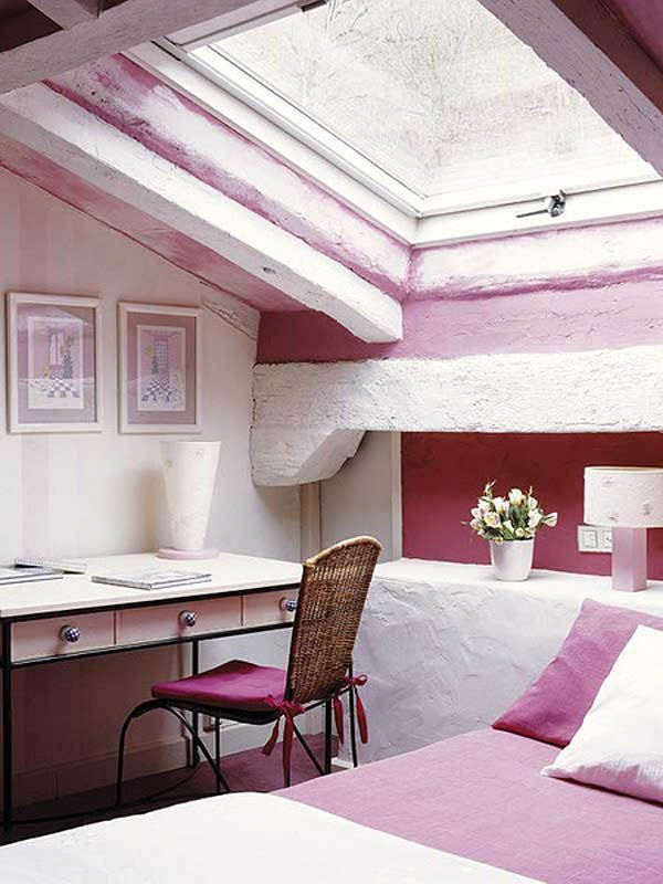 The Attic Room 32 attic bedroom design ideas
