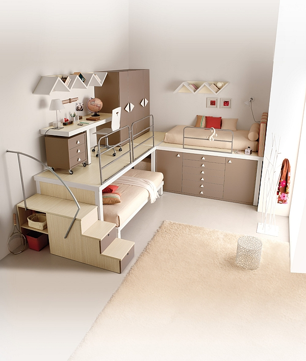practical Shared Bedroom Styles Ideas