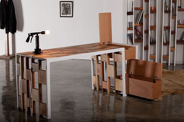 recycled office desk furniture