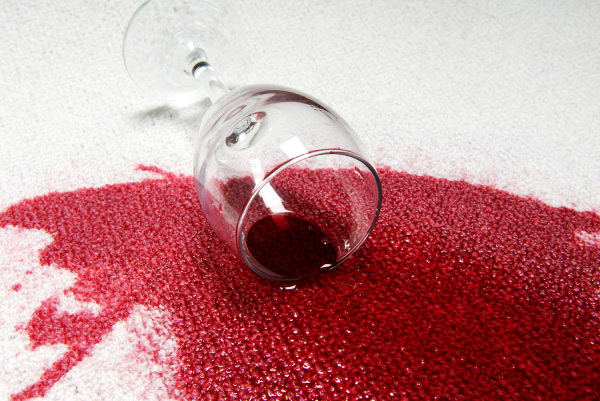 red wine stain carpet remover
