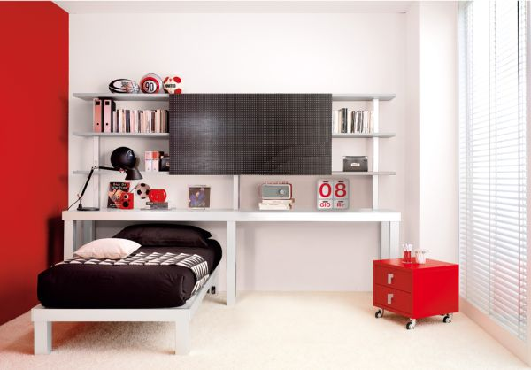 small room decorating ideas for kids and teenagers