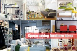 furniture for a compact living e
