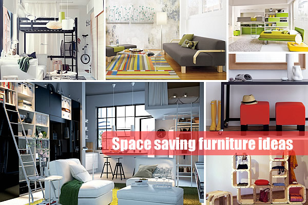 space saving furniture Furniture for a Compact Living Space