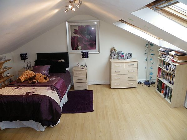 Decorating Attic Bedrooms attic room decorating ideas - home design