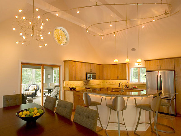 stylish kitchen Lighting Ideas