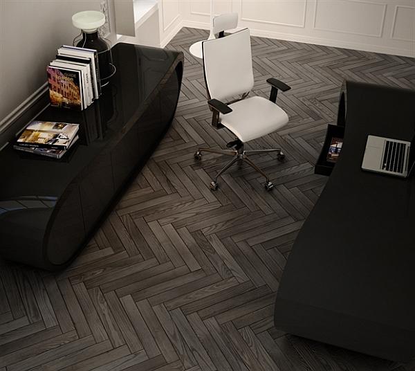 ultra contemporary Goggle Office Desks