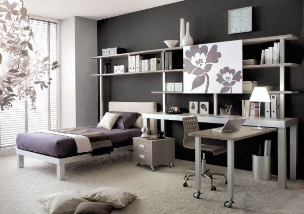 Decora y disena march 2012 for Ultra modern bedroom interior design