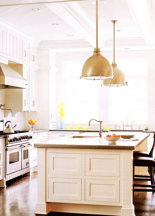 Kitchen lighting ideas for Kitchen ideas vintage