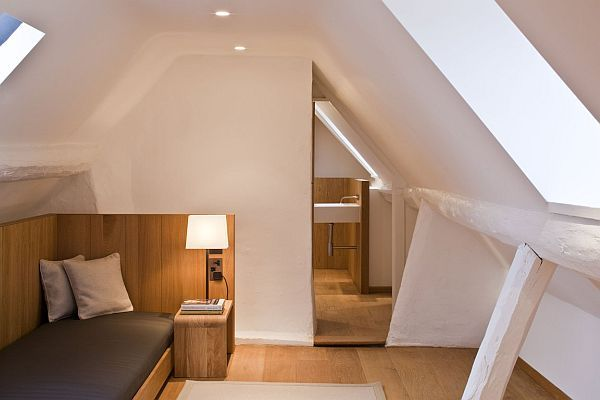 32 attic bedroom design ideas for Chambre avec alcove