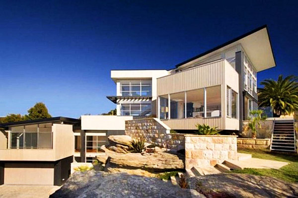 Beach house decorating ideas for Beach house designs sydney