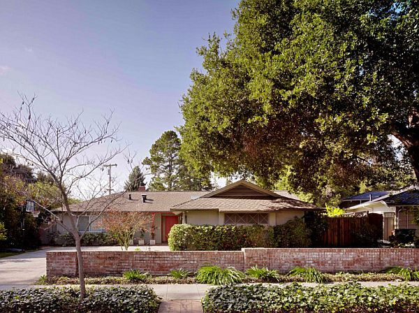 Stylish 1950s House Makeover In Palo Alto