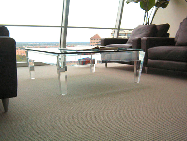 20 Chic Acrylic Coffee Tables