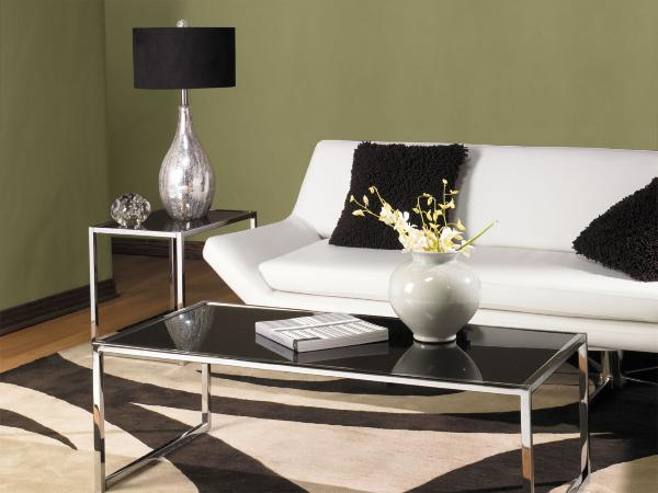 chrome coffee table sets 2