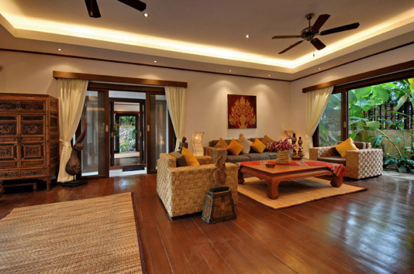Baan Jasmine 05 e1366044936672 Baan Jasmine Beachside Villa is Ideal for Your Vacations