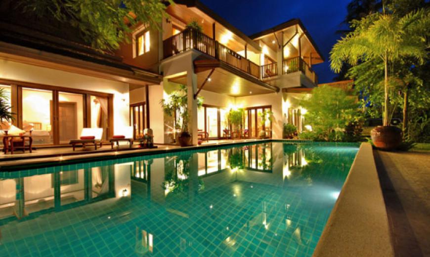 Baan Jasmine Beachside Villa is Ideal for Your Vacations
