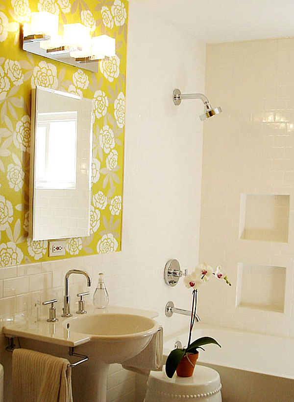 back to 20 elegant bathroom makeover ideas