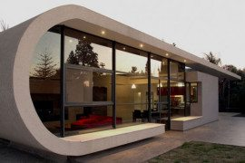 Fascinating Country Style Beam House in Israel