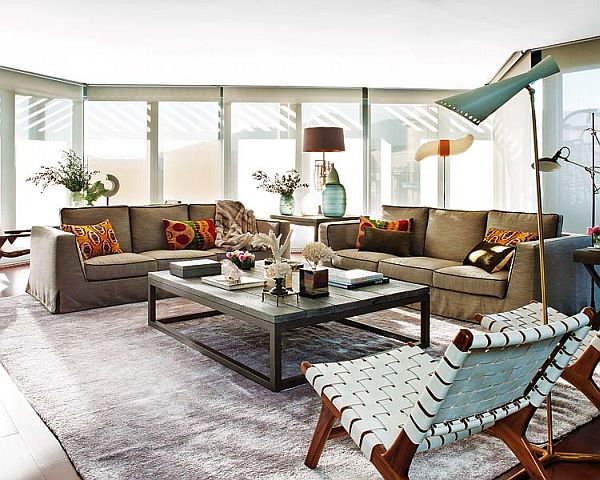 Bright roof terrace apartment 1