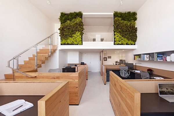 Buck ONeill Builders Green Offices 2 eco friendly office design Office Space in San Francisco: Eco friendly & Awe Inspiring