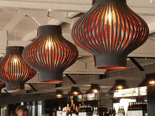 Buzzilight felt pendant lamp 1 Make a Style Statement with Pendant Lamps