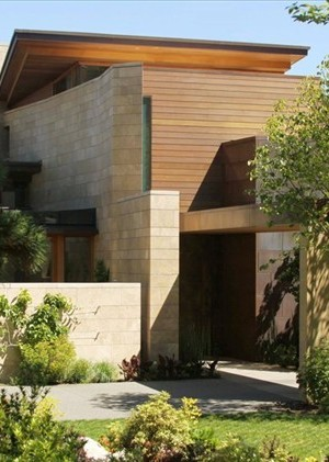 Calkins Point Residence 1 - exterior paint idea