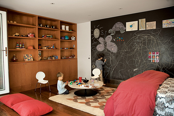 Playroom Design Ideas who has the extra room View In Gallery