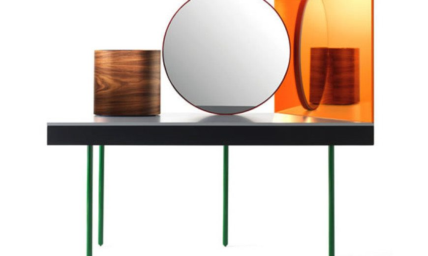Chandlo Dressing Table is Cool and Trendy