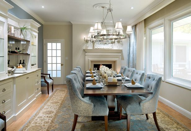 Captivating Chic Dining Room Chandelier