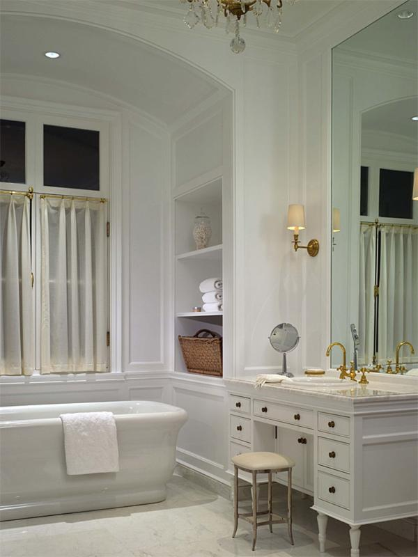 Elegant Bathroom Makeover Ideas - Classic bathroom renovations