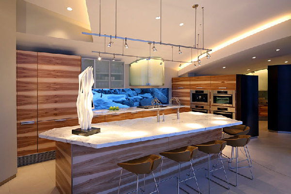 Cliff House by Mark Dziewulski Architect - Decoist 9