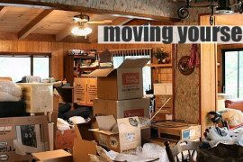 DIY Moving Tricks: U-Pack, U-Pick-Up, U-Haul