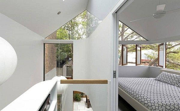 Elliott-Ripper-House-12-upper-level-view-to-bedroom-and-living-room