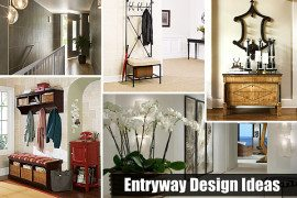 20 Fabulous Entryway To Design